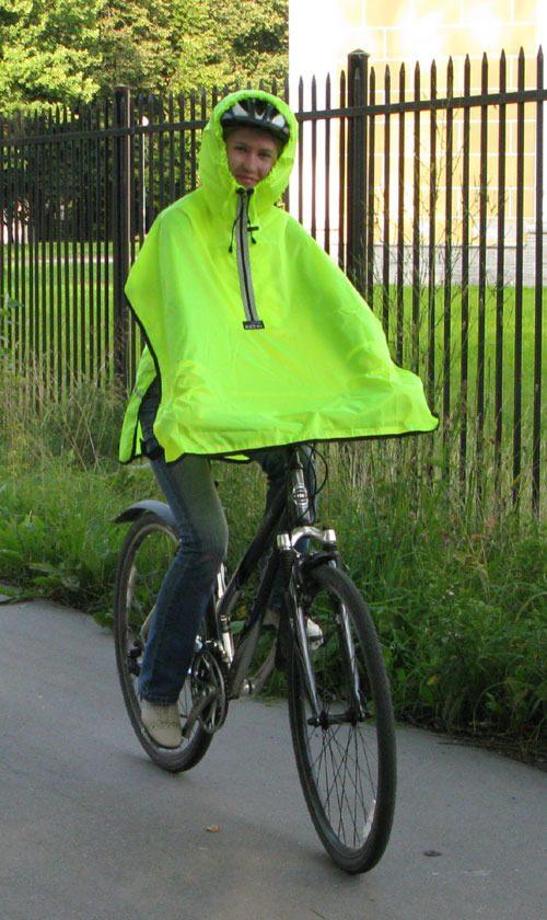 Как кататься на велосипеде в дождь - 9 советов