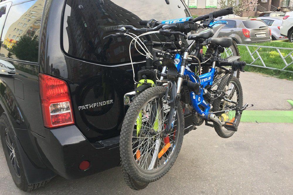Велобагажники на фаркоп в москве - сравнить цены и купить