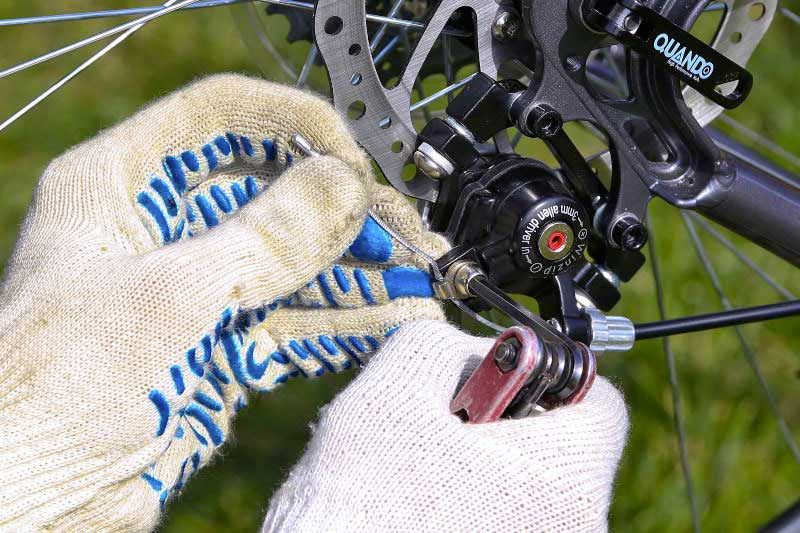 Настройка дисковых гидравлических тормозов | spbvelo.ru - все о вело