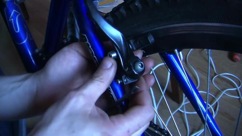 Настройка и регулировка дисковых тормозов на велосипеде