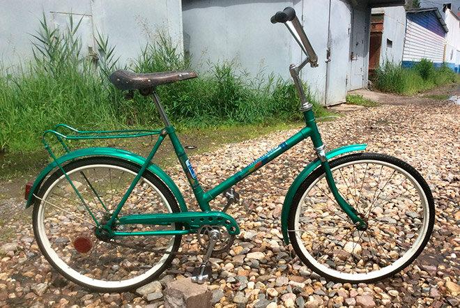 Велосипеды ссср - спортивные, детские, дорожные, складные. как это было? - bike-rampage