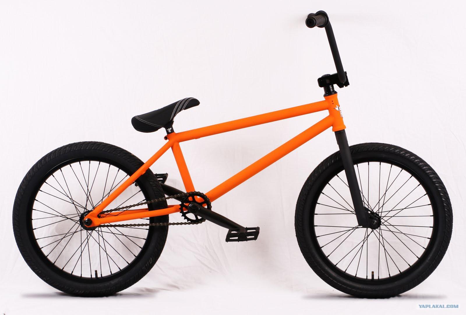 Велосипеды фингер bmx