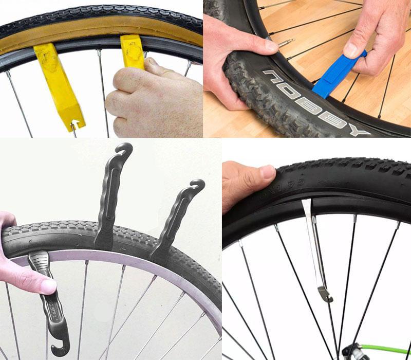 Как поменять камеру на велосипеде в домашних условиях