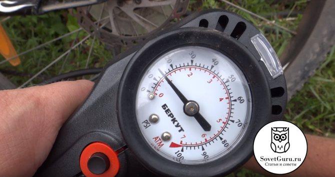 Давление в колесах гироскутера: как измерить и каковы нормы