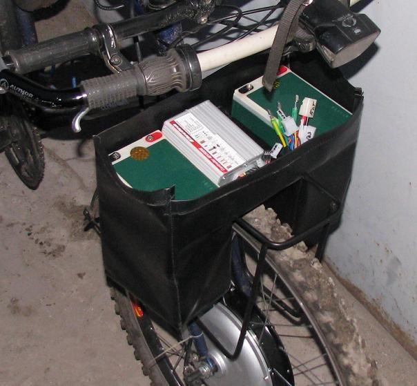 Аккумуляторы для велосипедов