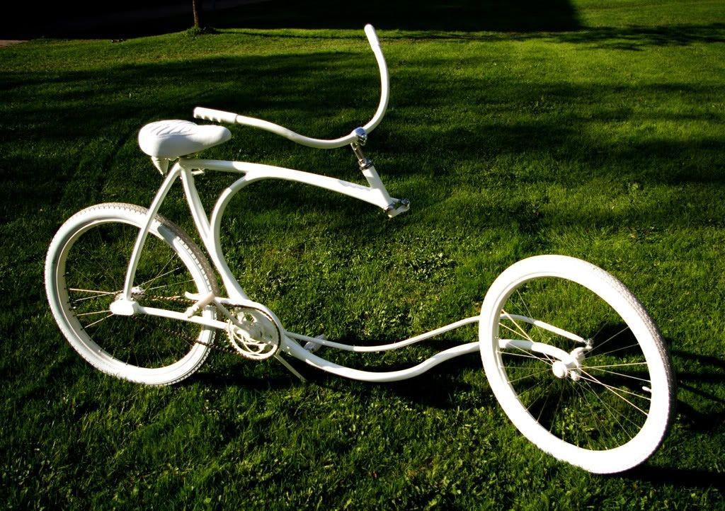 Необычные модели велосипедов 200 лет назад и в наше время