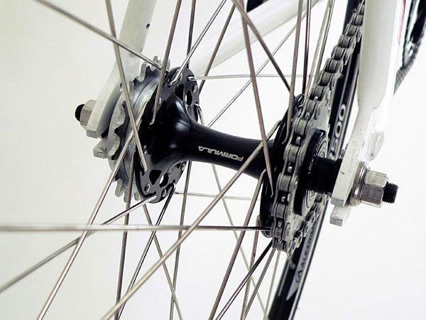 Три жизни велосипеда с фиксированной передачей — сайт для велосипедистов