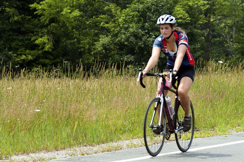 Езда на велосипеде, польза и правила