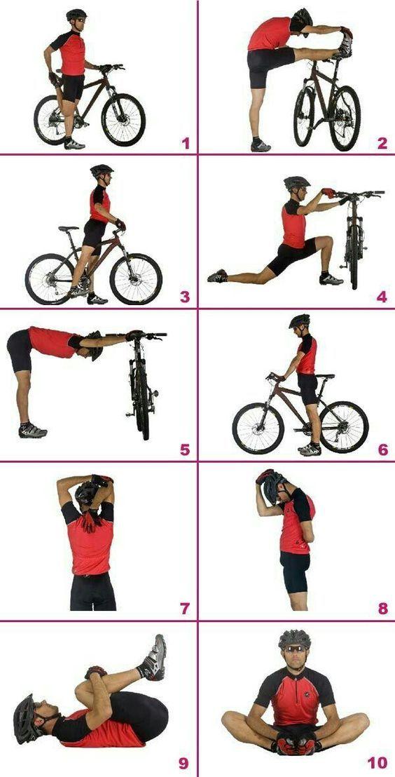 Велосипедные тренировки сейчас и 50 лет назад