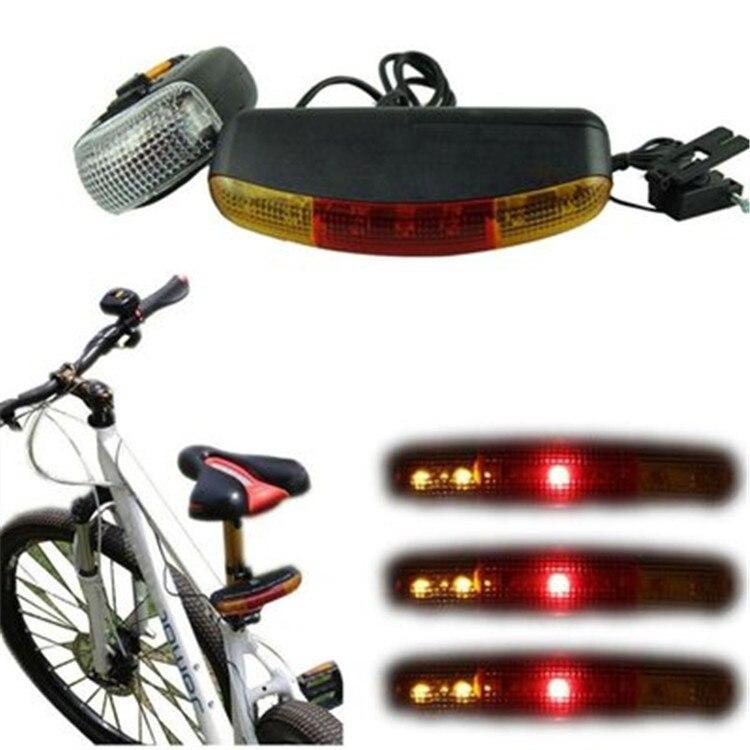 Стоп сигнал на велосипед: инструкция по сборке в домашних условиях