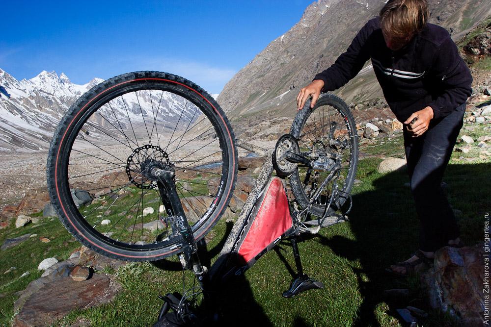 Велосипедные походы и безопасность туристов