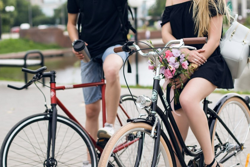 Езда на велосипеде польза и вред