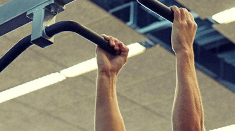 Подтягивания узким хватом: какие мышцы работают, техника выполнения