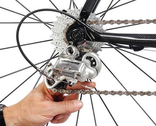 Как укоротить цепь на велосипеде: в домашних условиях, видео