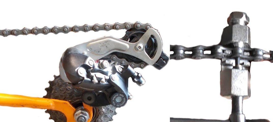 Как правильно снимается цепь с велосипеда | ремонт и уход | veloprofy.com