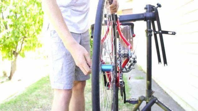 Люфт заднего колеса на велосипеде, причины, способы устранения люфта заднего и переднего колеса