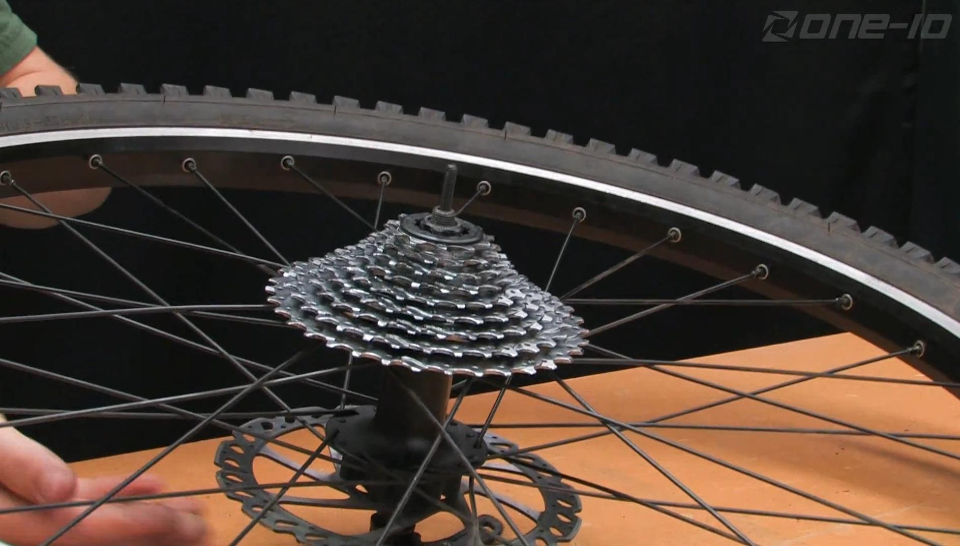 Разновидности кассет для велосипедов и их замена