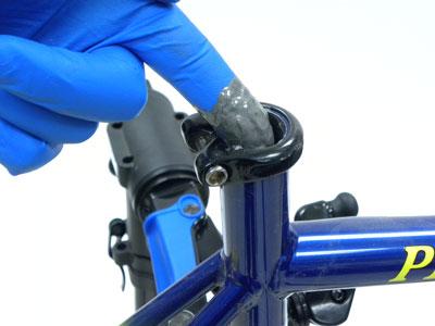 Чем смазать вилку велосипеда