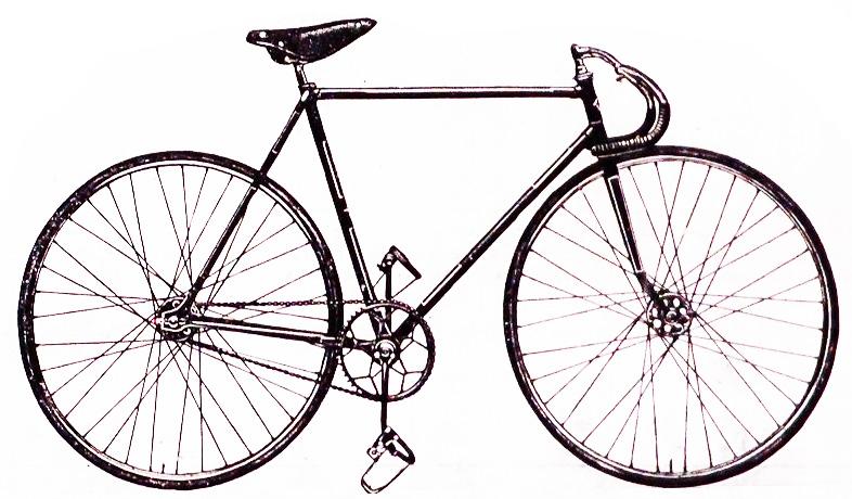 Велосипед салют из ссср
