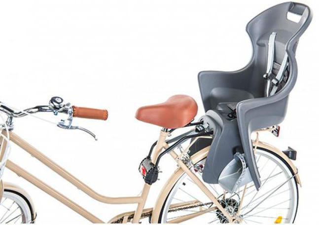 Детское кресло для велосипеда своими руками: виды кресел