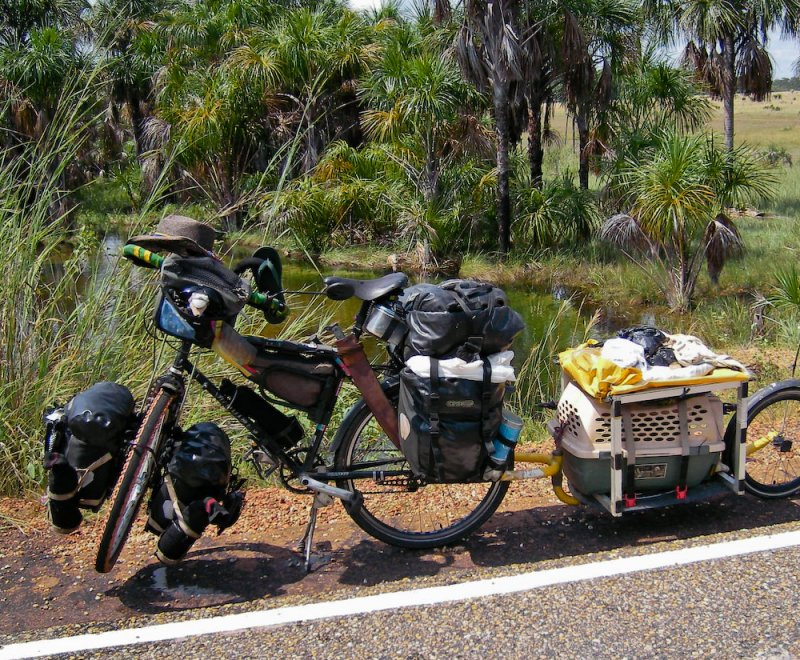 Хочу в путешествие на велосипеде. что нужно знать?