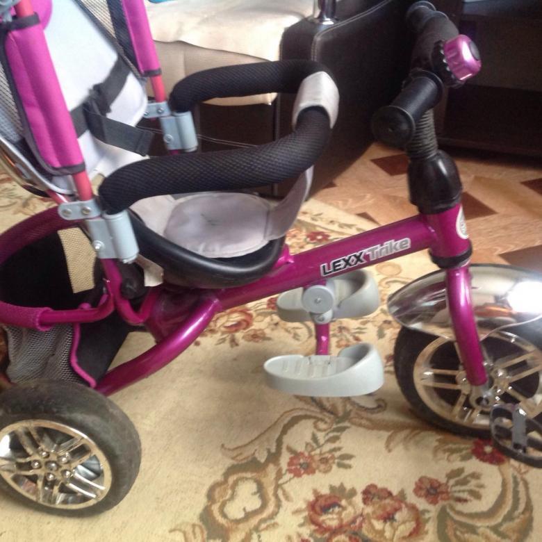 """Детский велосипед """"лексус"""" трехколесный: описание, характеристики, отзывы"""