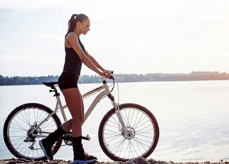 Езда на велосипеде для похудения – полезные советы