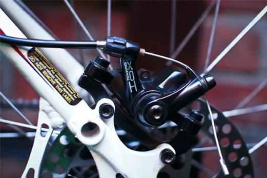 Как самостоятельно установидь дисковые тормоза на велосипед