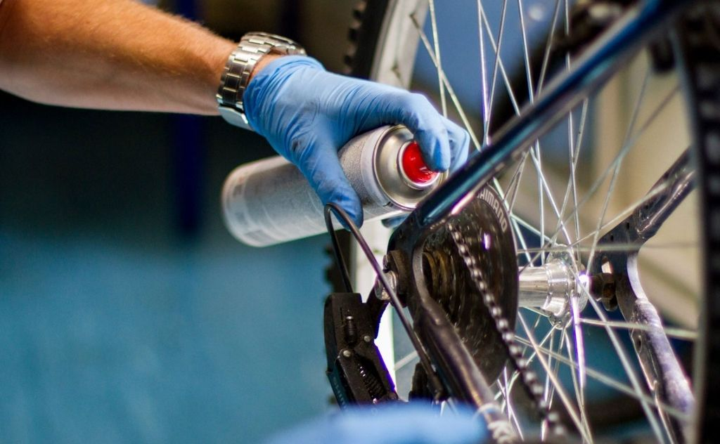 Техническое обслуживание (то) велосипеда.
