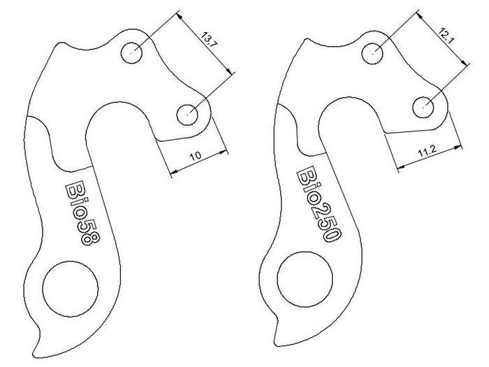 Как правильно установить петуха на скоростной велосипед