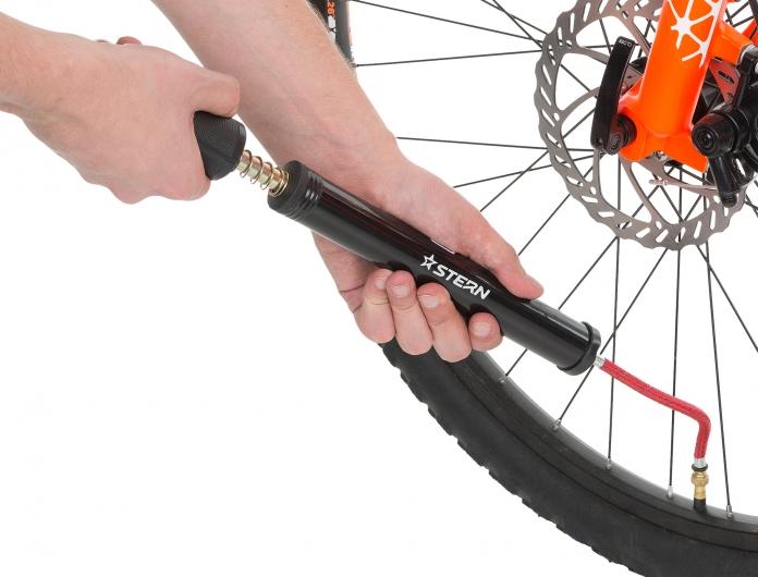 Какой выбрать насос для велосипеда