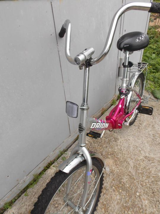 Велосипеды Орион