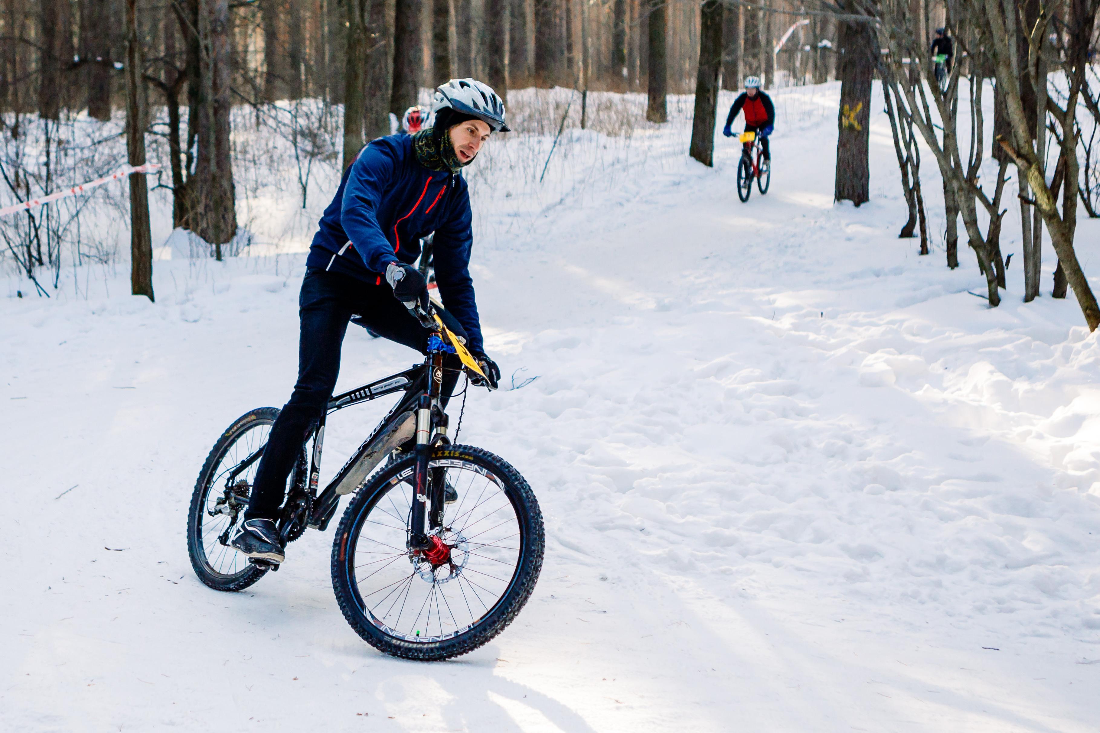 Зимний велосипед — каким он должен быть