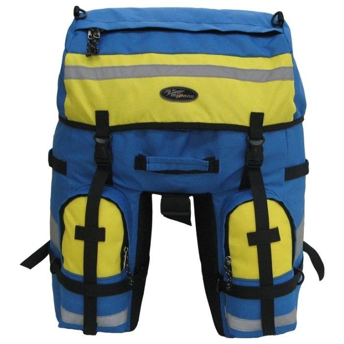 Выбираем рюкзак-штаны для велосипеда