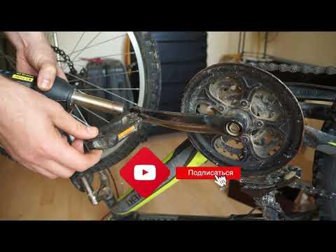 Разновидности и установка шатунов на велосипед   ремонт и уход   veloprofy.com