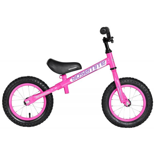 Детский велосипед без педалей двухколесный