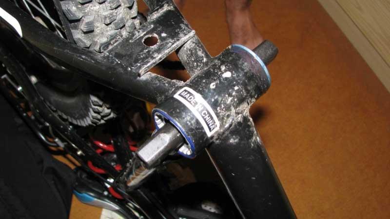 Что делать, если скрипят педали на велосипеде