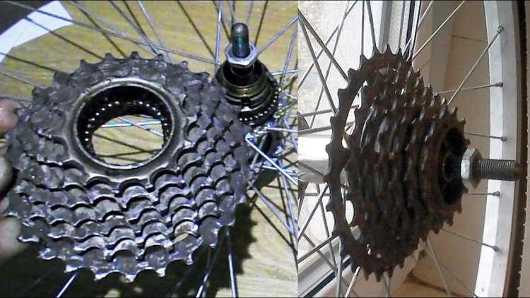 Выбор и ремонт кассеты велосипеда | ремонт и уход | veloprofy.com