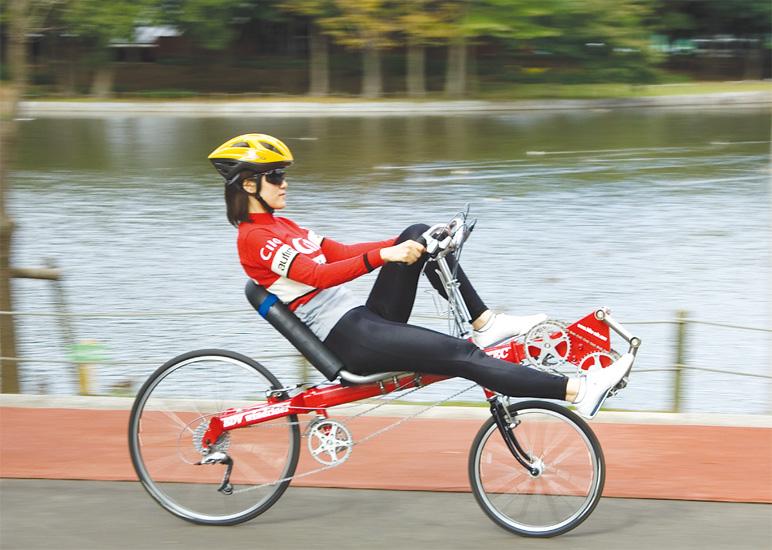 Лигерад (лежачий велосипед) — плюсы и минусы