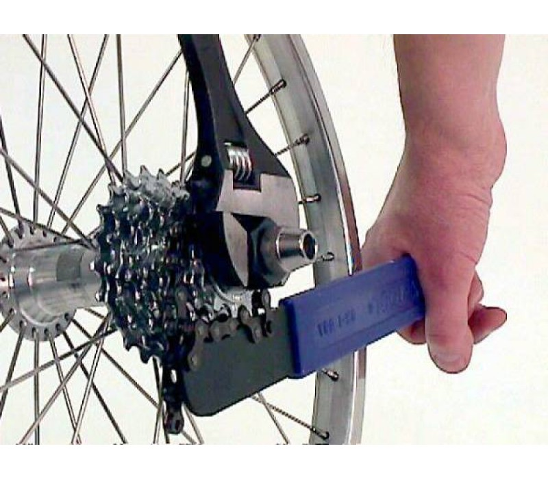 Как снять цепь с велосипеда без выжимки