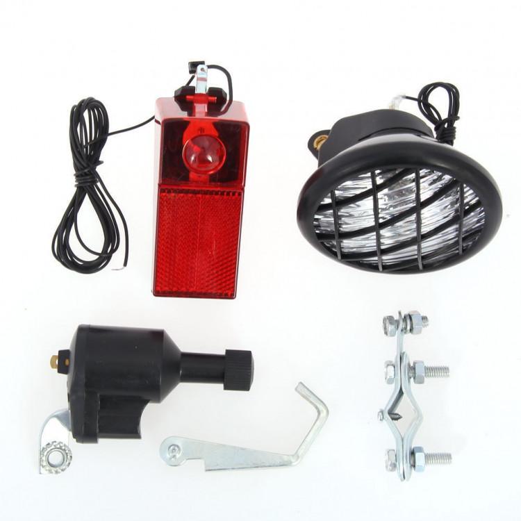 Электрические характеристики бутылочных динамо-машин для велосипедов