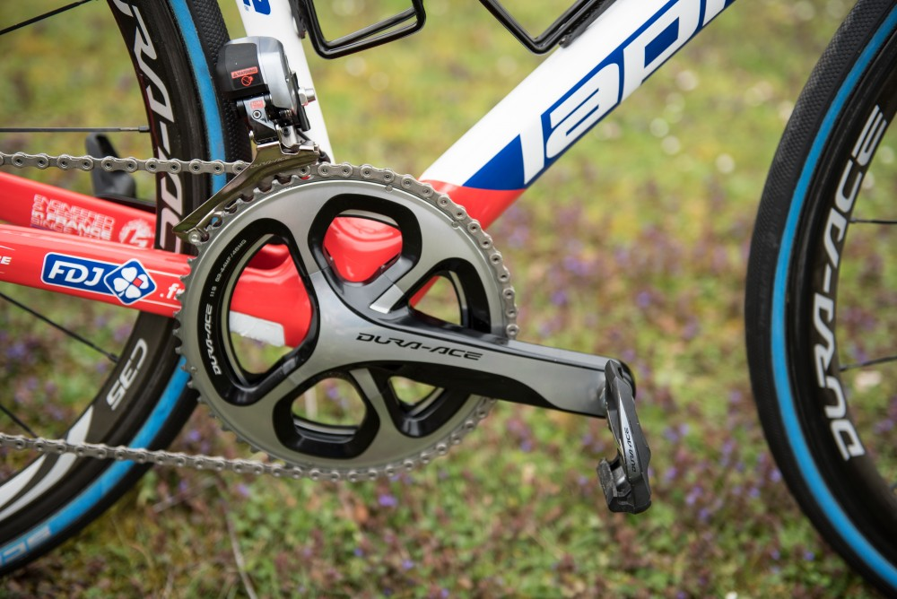 Разбор передней вилки велосипеда