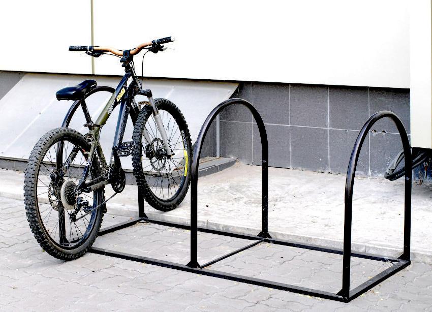 Деловой велосипед — что такое удобная велопарковка