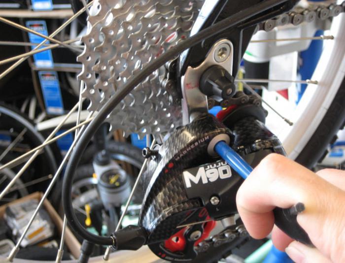 Что делать, если сломался переключатель скоростей на велосипеде