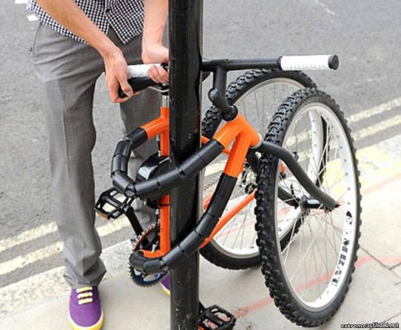 Не дать украсть велосипед: 10 простых советов - bikeandme.com.ua
