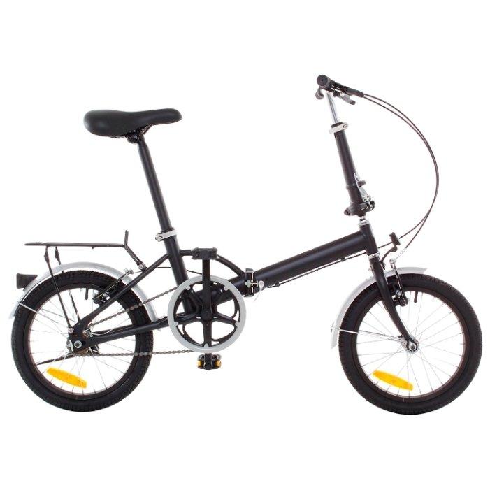 Складные велосипеды для женщин: обзор популярных моделей