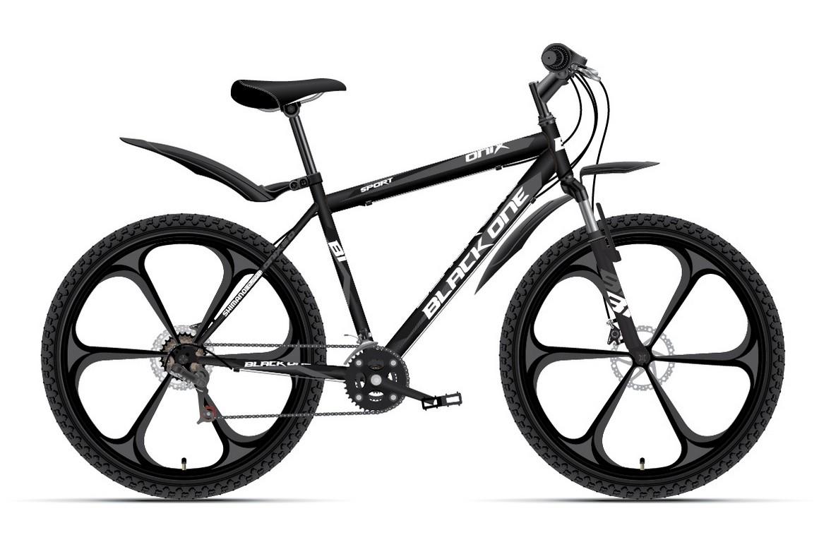 Велосипеды Black One