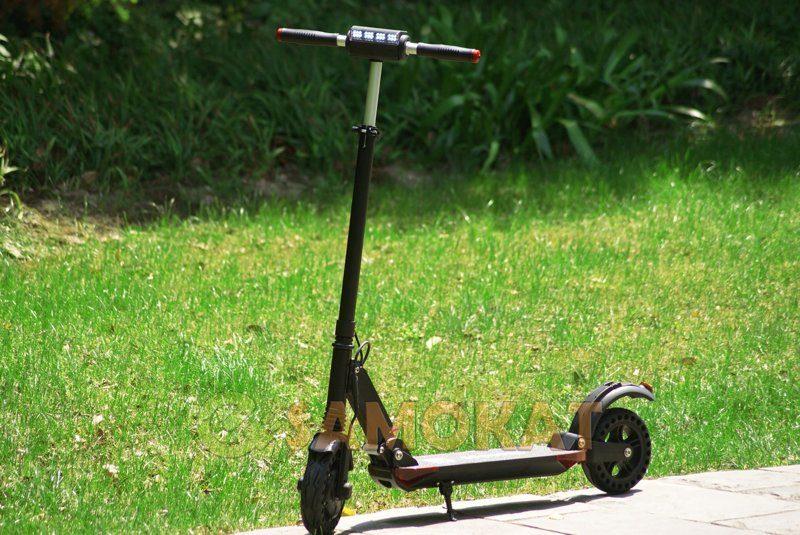 Велосипед или самокат ?