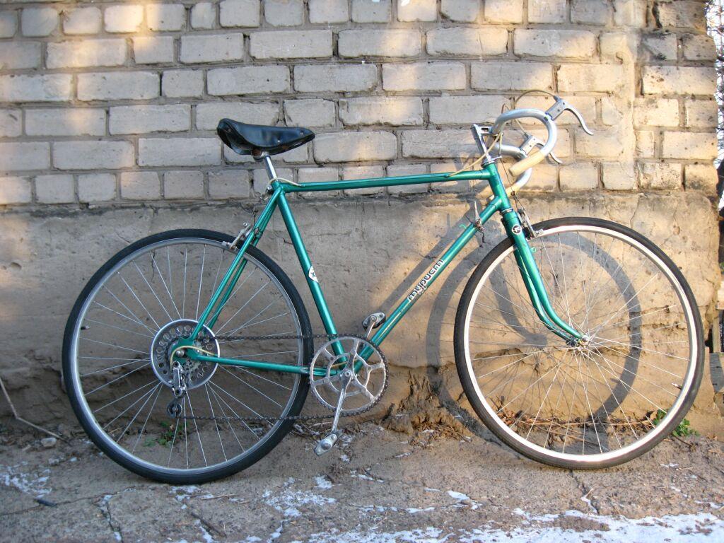 Советский культовый велосипед
