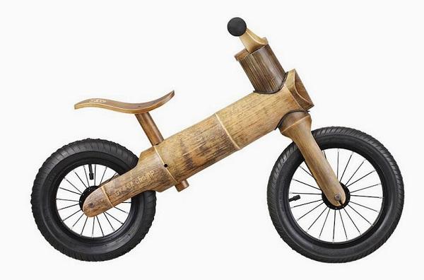 Деревянный велосипед | вело дело